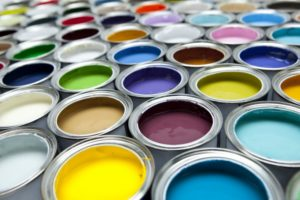 paint cans colors