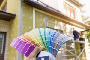 paint colors outside house